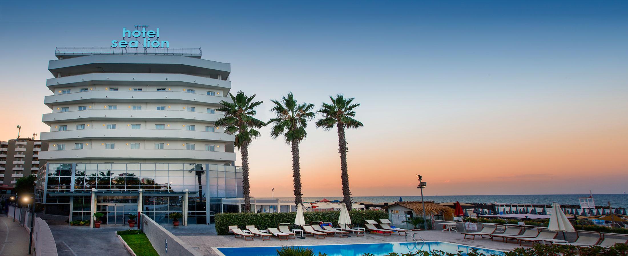 Hotel ideale per vacanze a montesilvano vicino pescara in for Hotel 4 stelle barcellona centro